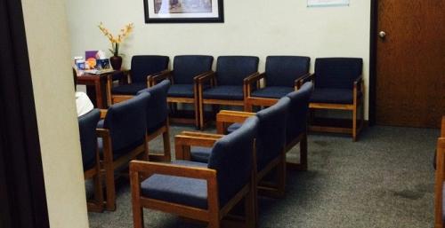 Opioid addiction treatment clinic